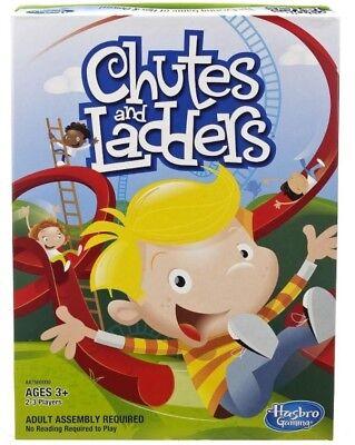 Game Chutes & Ladders - Kids Classic