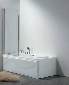 Swinging Bath shower screen [850 x 1500 mm] Moorabbin Kingston Area Preview