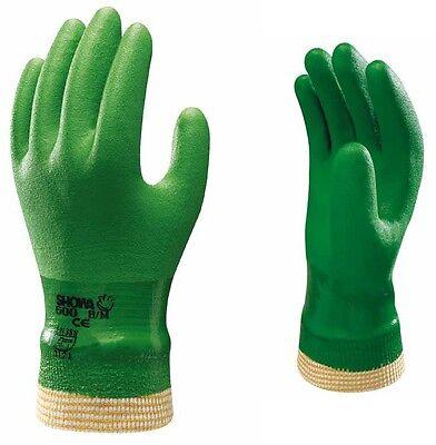 Gardening Water Proof Work Gloves Child Slip Resistant Safety Glove 2 Pair Women