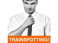 Trainspotting Live, The Vaults, 21.4.18 (£ per tkt)