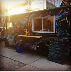 Food truck + KITCHEN equipment for sale