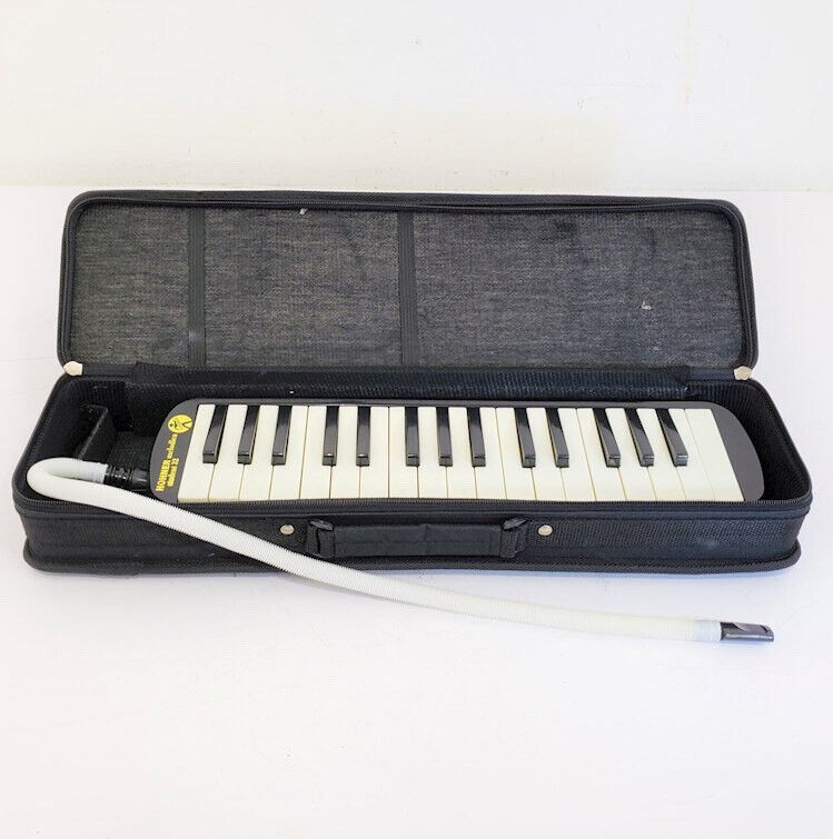 HOHNER STUDENT 32 MELODICA With Case Airboard Keyboard