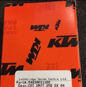 KTM  Electrical parts 250 SX, SXF