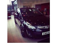 Vauxhall Corsa 1.2 Limited Edition 3dr Black. 5000 Miles - 1 Owner. Private Sale