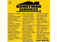 *HANDY MAN* services and *GARDENING * services *CHEEP PRICES*