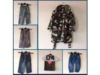 Boys age 18-24 months clothes bundle