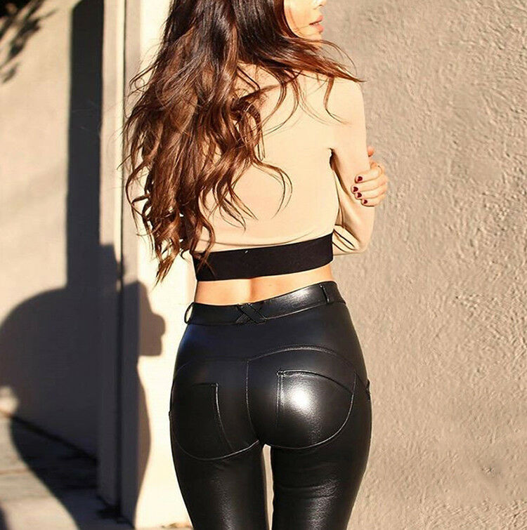 Butt enhancing pants
