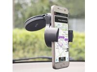 Universal car phone holder/mount