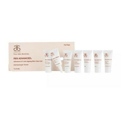 ARBONNE RE9 Advanced AntI-Ageing Skin Care 7 X 3ml Travel / Sample Set - 7 Items