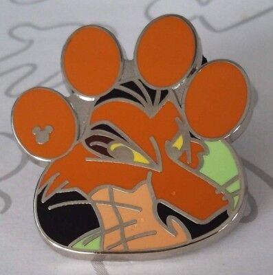 Scar The Lion King Paw Print WDW 2017 Hidden Mickey Disney Pin 119809](Lion Paw Print)
