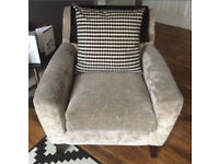 Marks and Spencer's arm chair