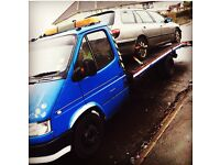 Recovery Time 24hr cheap car recovery from £15