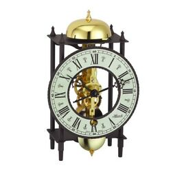 Hermle Lantern Skeleton Table Clock 23001-000711