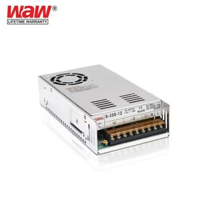 12vdc 30a 350w Regulated Switching Power Supply 110v220v Led And 3d Printers.