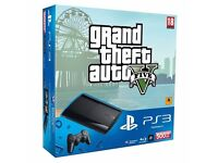 500gb PS3 with gta5
