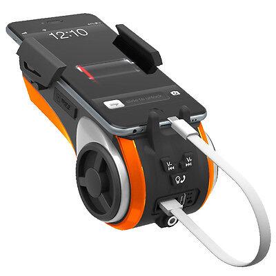 Sondpex Waterproof Bicycle / Bike Bluetooth Speaker & LED Lighting Kit ZTB-F01