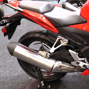 Wanted - Honda CBR300R Stock Exhaust (Cash/Trade for Akrapovic)