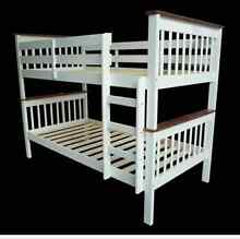 Wanted to buy: Timber King Single Bunk Bed Merewether Newcastle Area Preview