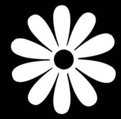 Flowers Flower Power Daisy Vinyl Decal Sticker Laptop Phone Tumbler Window Car Flower Power Decals