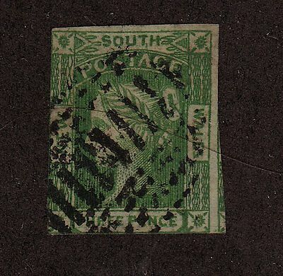 New South  Wales  17  used  catalog $225.00  RL0320