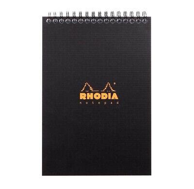 Rhodia Wirebound Notebook - A5 Standard Ruled