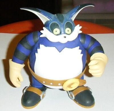 Resaurus Sega Sonic Adventure The Hedgehog Action Figure BIG THE CAT