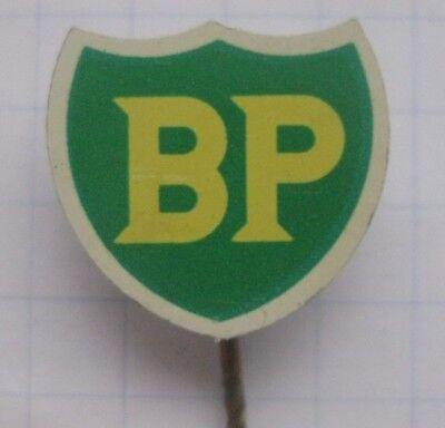 BP / LOGO   ............. ältere Tankstellen Nadel / kein  Pin (Ka1/4)