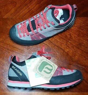 Scarpa Crux Approach Shoes (Women's Size US 5 2/3 EU Size 36.5)
