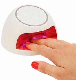 Nail polish dryer UV BNIB