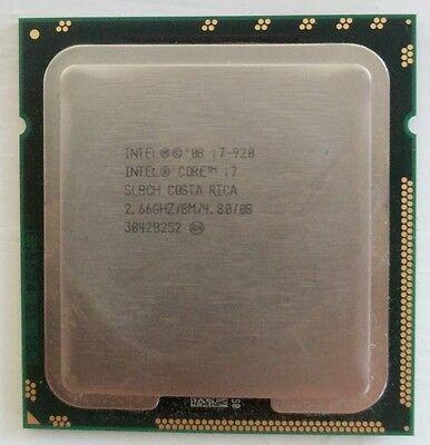 Intel Core i7-920 2.66GHz Quad-Core (SLBCH) Processor