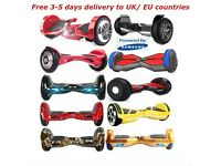2 Wheel Smart Electric Hoverboard Swegway, Bluetooth, Remote and free bag. Free UK/EU delivery