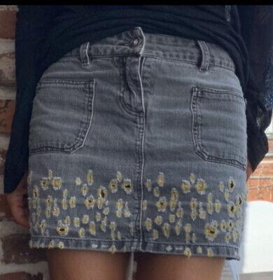 Joli Jupe Chanel Jeans Taille 36