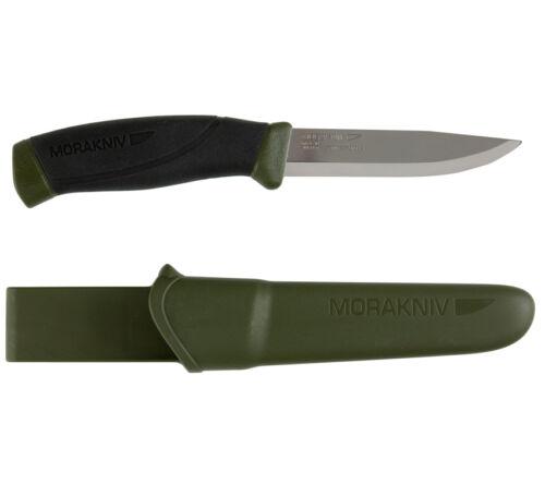 Morakniv Companion Fixed Blade Outdoor Knife with Sandvik St