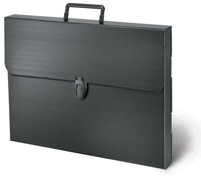 A1 A2 A3 A4 Polylite Portfolio Carry Case Holdall Artwork Drawings Bag Acid Free