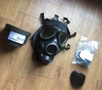US Military Gas Mask 3M FR-M40-20 Size L