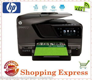 HP Officejet Pro 8600 Plus e-All-In-One Wireless Colour Printer MFP Wi-Fi CM750A