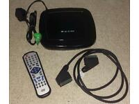 DVD Player, SCART connection, lead and remote