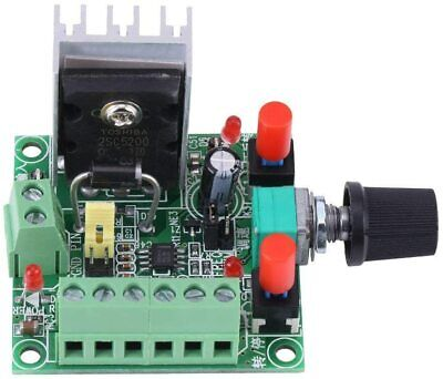 Stepper Motor Controller Pwm Pulse Signal Generator Speed Regulator Boarddc ...