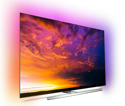 "TV OLED Philips 55OLED854 Ambilight Android 55 "" 4K UHD (2160p) Smart Flat HDR"