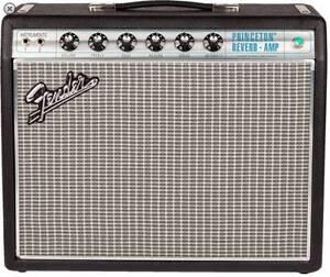 Fender Princeton Reverb Amp 1968 Custom Amp 2016 -Black Dot Music Armidale Armidale City Preview
