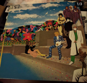 Prince - Around the World in a Day vinyl lp record
