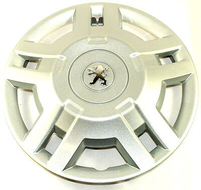 """Peugeot Boxer MK3 Van / Motorhome 2006 on Wheel Trim 15"""" Genuine 5416J7"""