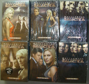 DVD - Battlestar Galactica - The Complete Series