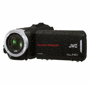 JVC Everio GZ-R30 Quad Proof Full HD Digital Video Camera