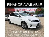 2015 Toyota Auris 1.8 VVT-i Excel e-CVT HSD 5dr