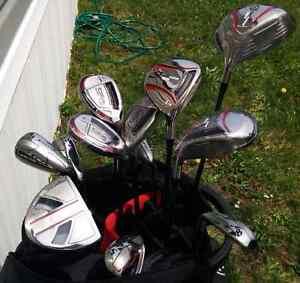 Adams Golf Clubs *Extended Shafts*