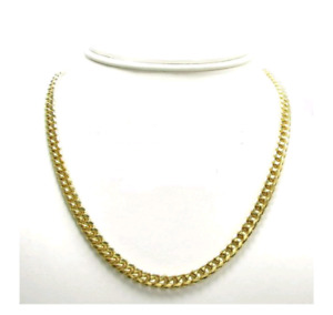 10k Semi-Solid 6mm Miami Cuban Link Chain