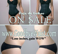 NEW MOMS GET YOUR FIGURE BACK! IT REALLY WORKS! WAIST TRAINING