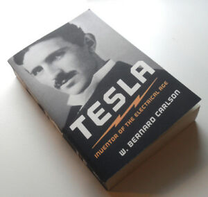 Like-New Biography of Nikola Tesla