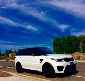 2016.5 Land Rover Range Rover Sport SVR CARBON *FINANCING/LEASE*
